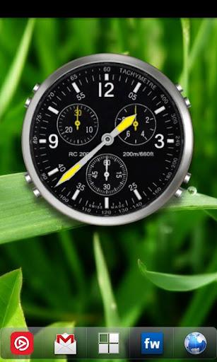 アナログ時計ウィジェットパック14