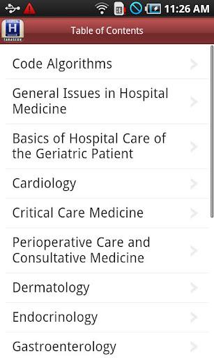 玩免費醫療APP 下載Tarascon Hospital Medicine app不用錢 硬是要APP