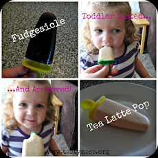 Homemade Fudgesicles