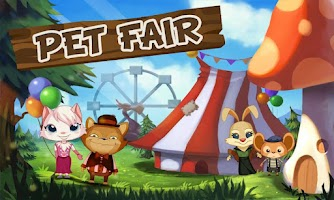 Screenshot of Pet Fair Village