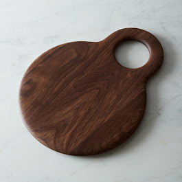 Walnut Slab Serving Board