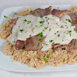 Slow Cooker Pork Chops And Rice