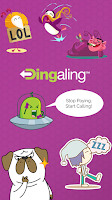 Screenshot of Dingaling- Best Free Calls