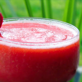 Healthified Strawberry Margarita