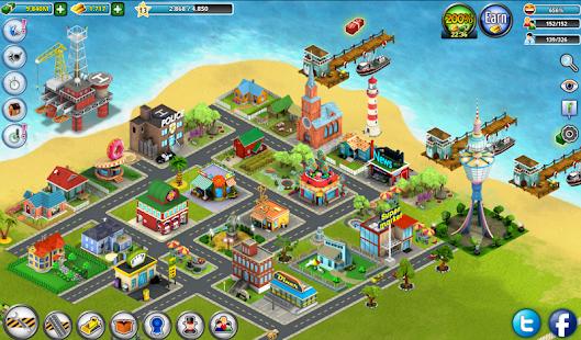 City Island ™: Builder Tycoon APK for Bluestacks