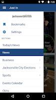Screenshot of Jacksonville.com