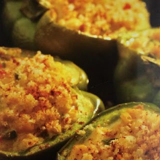 Corn-Stuffed Peppers