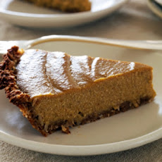 Pumpkin Pie Made With Tofu (No Milk or Eggs)