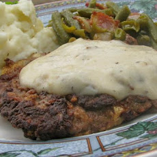 Traditional Chicken-Fried Steak