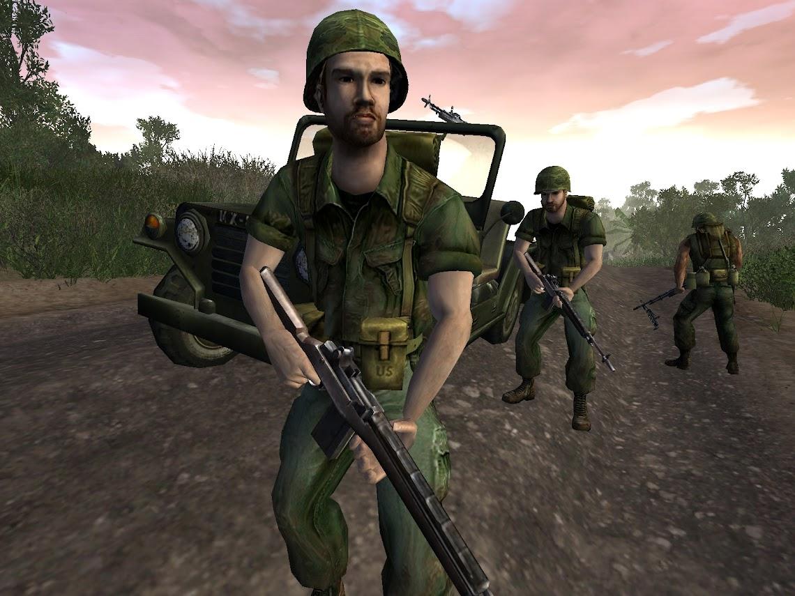GSL 2004: Men of Valour: The Vietnam War