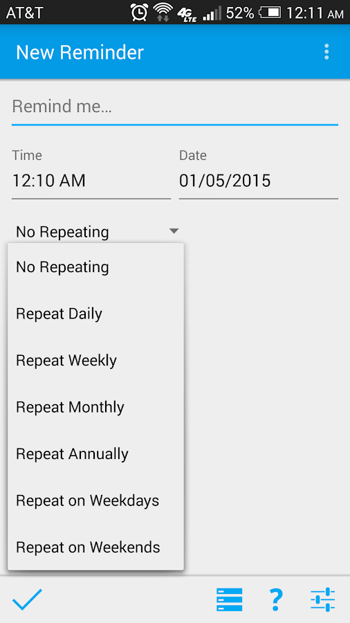 Simplest Reminder Pro Screenshot 2