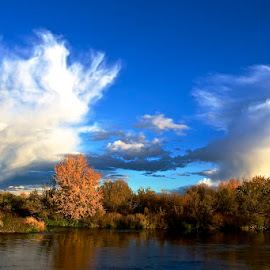 Stom Clouds by Vern Tunnell - Landscapes Cloud Formations (  )