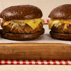 Reuben Burgers CBC Best Recipes Ever