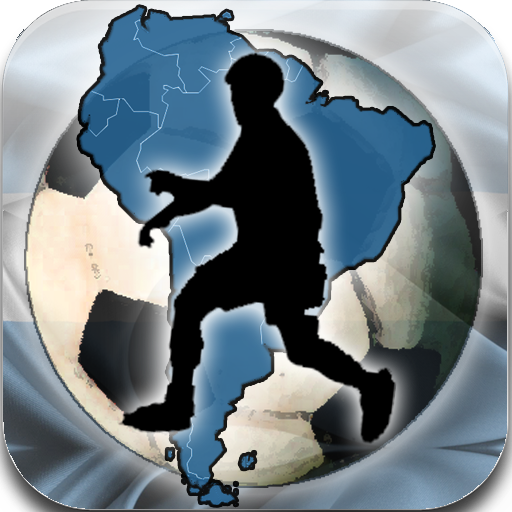 easySoccer Copa America LOGO-APP點子