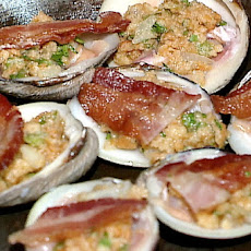 Flo's Clams Casino
