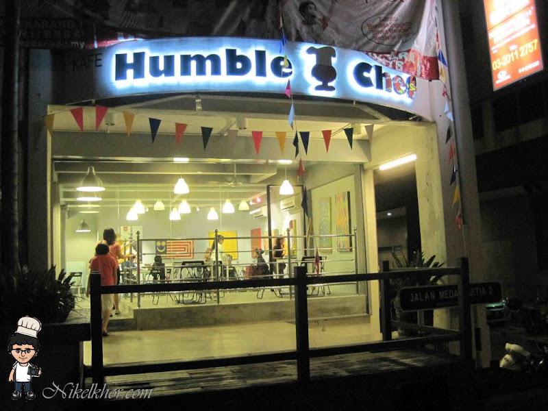 humble chef publika