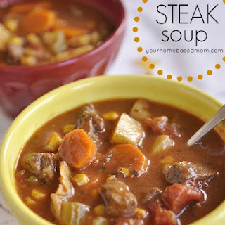 Steak Soup