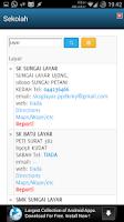 Screenshot of Sekolah di Malaysia