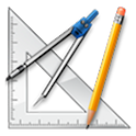 Geometric Paint Free icon