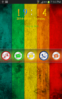 Screenshot of Colorful Wood Go Locker