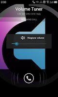 Screenshot of Volume Tuner