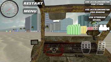 Screenshot of Buggy Simulator HD