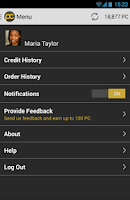 Screenshot of Powercoins