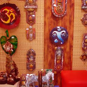 hand made things by Neha Shah  - Digital Art Things