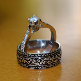 Yüzükler by Hüseyin Efe - Wedding Details ( r&h, ring, evlilik, yüzük, wedding )