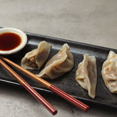 Chicken Shui Jiao (Boiled Chicken Dumplings)