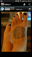 Screenshot of Maori Tattoos