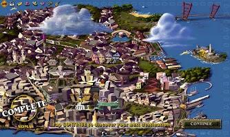 Screenshot of Big City Adventure: SF