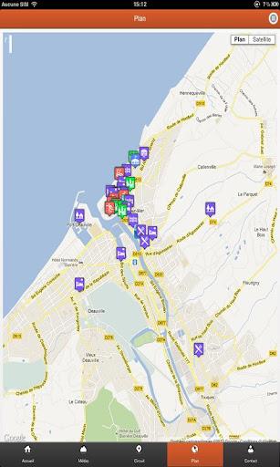 【免費旅遊App】Office Tourisme de Trouville-APP點子