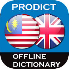 Malay - English dictionary