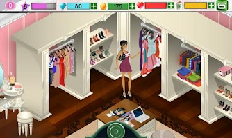 Screenshot of Fashion Icon