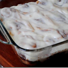 No-Yeast Required Cinnamon Rolls