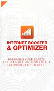 App Internet Booster & Optimizer apk for kindle fire