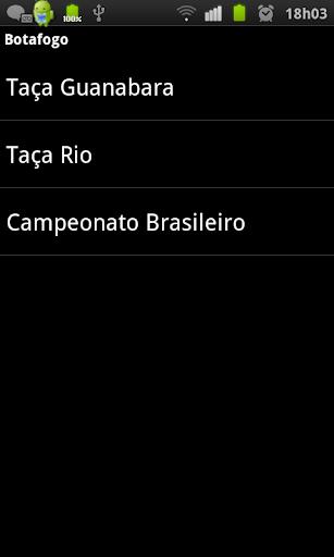 Noticias do Botafogo