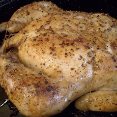 Amazingly Juicy and Flavorful Roasted Chicken