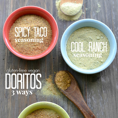 Doritos Seasonings