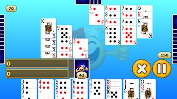Screenshot of Canasta