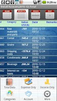 Screenshot of Balance Book - Profit Tracker