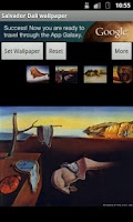 Screenshot of Salvador Dali Wallpaper