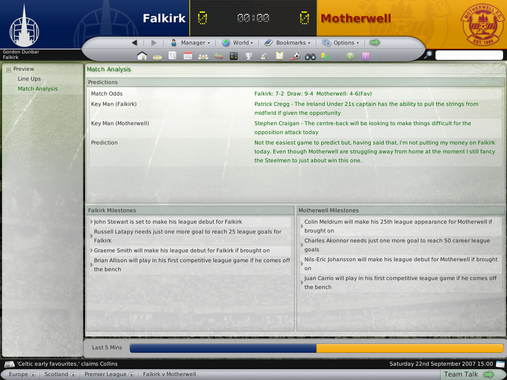 Football Manager 2008 confirmed