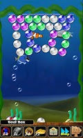 Screenshot of Water bubble Shooting
