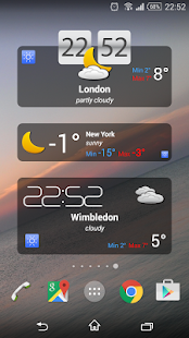 the Weather+- screenshot thumbnail
