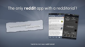 Screenshot of BaconReader for Reddit