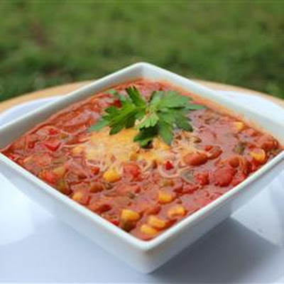 Zippy Vegetable Chili
