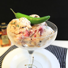 Drunk Cherry Hot Mess Ice Cream