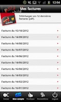 Screenshot of NRJ Mobile